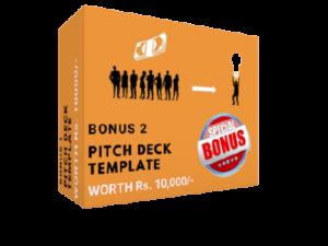 Bonus 1 - Pitch Deck Template