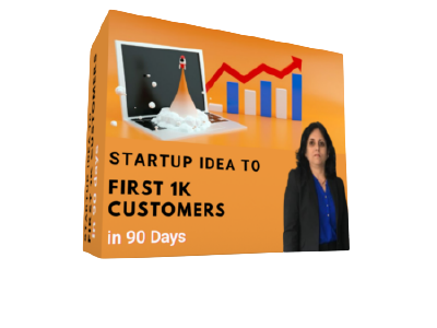Startup Idea to First 1K Csutomers in 90 Days