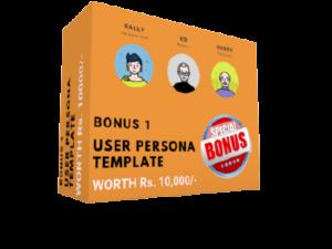 Bonus 1 - User Persona Template